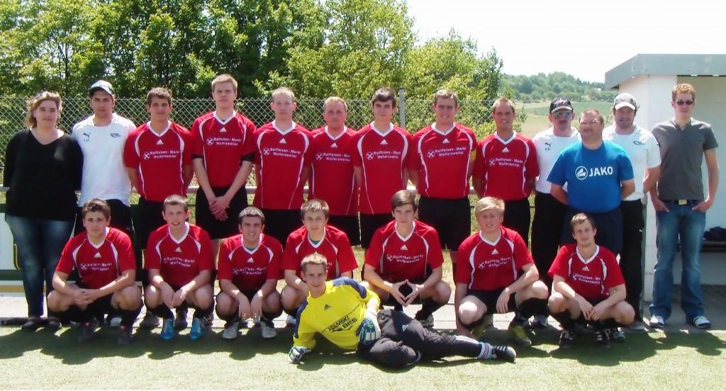 Fussball Jugend Fv Gonnesweiler