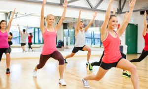 Ausbildung-Group-Fitness-Trainer